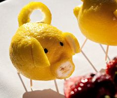 What does a lemon pig do?  Chef Joe knows!