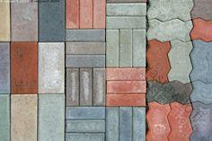 kuvioitu betoni - Google-haku
