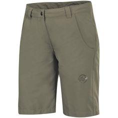 Mammut Hiking Short - Women's Hiking Shorts, Outdoor Gear, Bermuda Shorts, Clothes, Shopping, Fashion, Outfits, Moda, Clothing