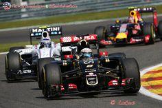Lotus agradece la ayuda a sus rivales #Formula1 #F1 #ItalianGP