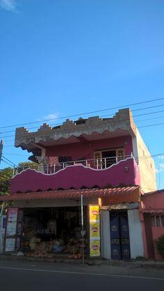 Fuchsia Balcony, Trincomalee
