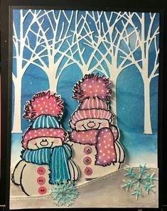Christmas Star, Christmas Snowman, Christmas Holidays, Christmas Cards, Xmas, Penny Black Cards, Penny Black Stamps, Handmade Card Making, Handmade Cards