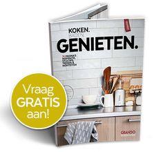 Keuken en badkamer inspiratie - Gratis magazine van Grando keukens en bad
