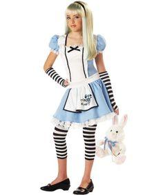 Alice Tween Girls Costume