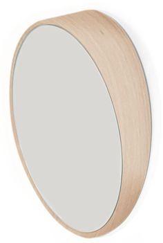 Hartô Odilon Medium Mirror - Natural wood | Made In Design UK