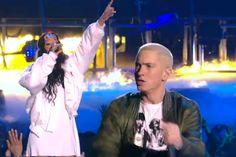 Video Premiere: Eminem - The Monster [MTV Movie Awards] ft. Rihanna