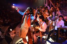 "Explayarte presents ""Les Mis"" at Xcaret, final show this Sunday April 21"