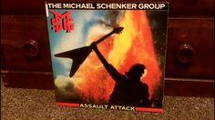 Michael Schenker - Assault Attack 1982 (full album)