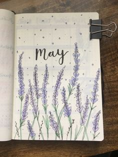May cover page
