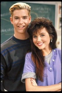 Zack and Kelly - Saved by the Bell