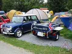 It's Tuck In Time & we close the Towin Tuesday show with a brilliant combo from Germany all set up with tentage & it's Mini Mates! Goodnight guys n gals