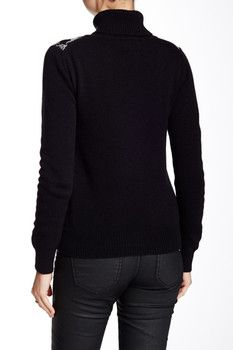 Barbour Diamond Houndstooth Sweater