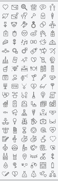 Fully scalable stroke icons, stroke weight 3.5 pt. Useful for mobile apps, UI and Web.