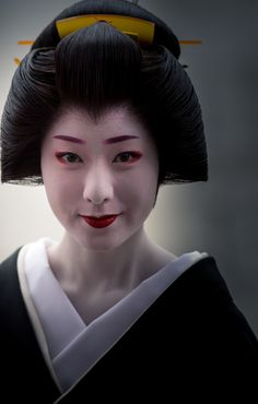 Geiko Makino (retired) of Gion Kobu