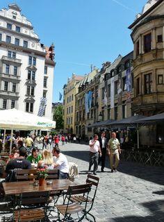 München zu Fuß: Ein Rundgang durch die Altstadt