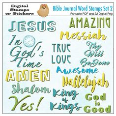 58 Best Bible Journal Kits images in 2018 | Bible art, Bible