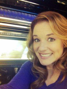 """On my way to go meet the winners of the contest! Greys Anatomy April, Greys Anatomy Cast, Greys Anatomy Memes, Grey's Anatomy, April Kepner, Hot Doctor, Sarah Drew, Greys Anatomy Characters, Arizona Robbins"