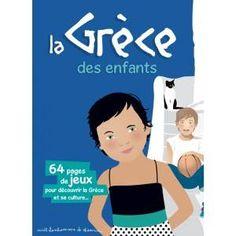 Livre: La Grèce des enfants, Hugues Bioret, Stéphanie Bioret, Julie Godefroy, Bonhomme Chemin, 9791092714098 - Leslibraires.fr