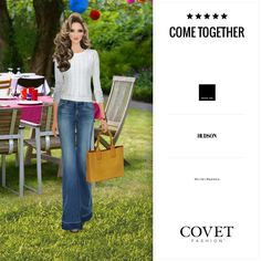 Covet Fashion Game. Look: Come Together.