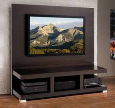 tv cabinets in recess - Google Search