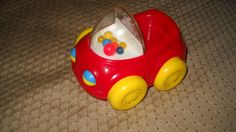 Fisher Price Little People Poppity-Pop Car