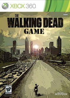 The Walking Dead GAMES | ... frikis: Primicia Mundial: Se prepara un juego de THE WALKING DEAD