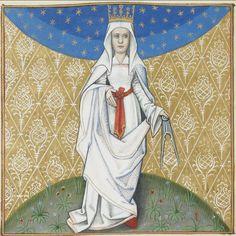 12v - Flore -- BNF, Manuscrits, français 143