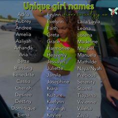 Baby Girl Names Uncommon, Cute Baby Girl Names, Unique Girl Names, Unisex Baby Names, Cute Names, Boy Names, Cute Black Babies, Beautiful Black Babies, Baby Name Generator