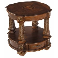 Westminster Round End Table