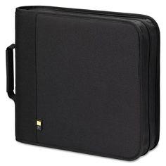 Case Logic - CD/DVD Expandable Binder, Holds 208 Disks, Black BNB-208 (DMi EA Review