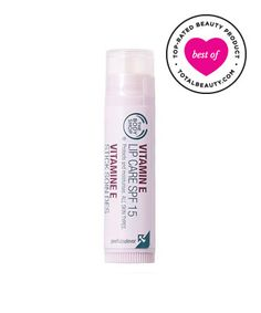 The 10 Best (and 5 Worst) Lip Balms ranked by ratings | Best Lip Balm No. 7: The Body Shop Vitamin E Lip Care Stick, $9