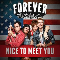 """Forever the Sickest kids album """"J.A.C.K."""" is available for preorder! Listen to their new song, """"Nice to meet you"""" available now! http://www.youtube.com/watch?v=TTOK7XOwpJ0"""