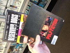 Reservoir Dogs, Pulp Fiction...