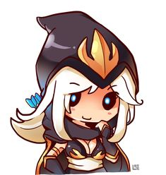 Ashe little Cute by ~LataeDelan on deviantART