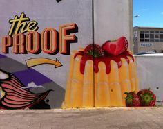 Street art in New Zealand