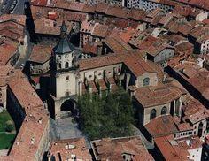 Catedral vieja, Santa María
