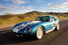 Shelby Daytona Coupe. i think i would actually take this over a cobra