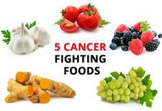 Add these 5 #cancer_fighting_food in your diet plan. #stayhealthy #eatgood