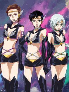 Sailor Moon / Starlights