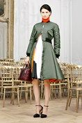 *Christian Dior....romantic update on a utility classic