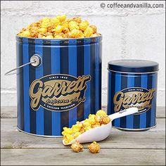 Garrett Popcorn - Chicago Mix: cheese & caramel