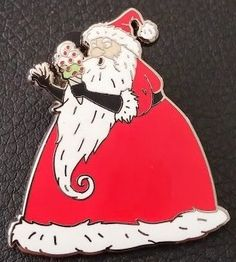 View Pin: DSSH - Pin Trader Delight - Sandy Claus
