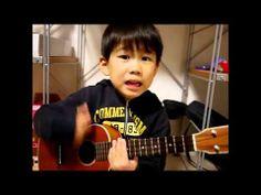 "Cute Korean kid plays Ukulele ""I'm yours"" [enci.edu.vn]"
