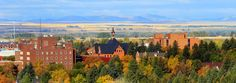 Bozeman, Montana The 10 Best Small Towns In America Vacation Places, Vacation Spots, Places To Travel, Vacations, Best Places To Live, Great Places, Places To Visit, Great Falls, Parc National