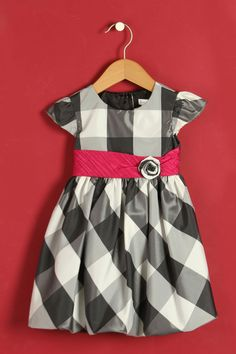Dakota Gingham Dress-Xmas outfit?