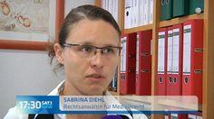 Sat.1 NRW vom 06.08.2015 - Kaiserschnitt ohne Betäubung - Rechtsanwaltskanzlei Sabrina Diehl