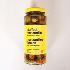 No Name® Sans Nom® (olives) — Don Watt