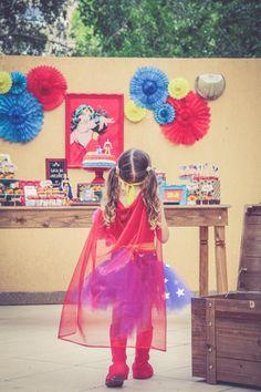 festa de menina