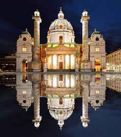 St. Charles's Church - Austria