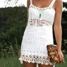 summer dresses, fashion, summer looks, crochet dresses, coverup, summer parties, outfit, white lace, lace dresses